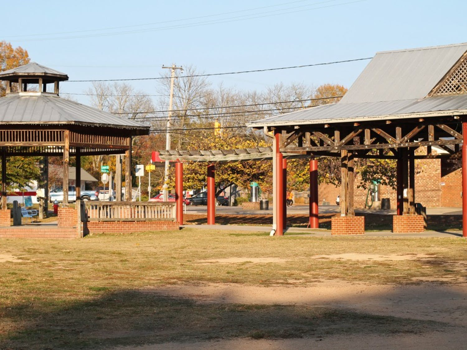 The Town of Carrboro Board of Alderman approved plans to redesign the Carrboro Town Commons to make improvements.