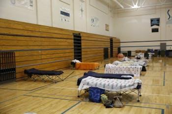 Chapel Hill Shelter