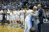 51bfd5871 COLUMN  Joel Berry II was taken for granted