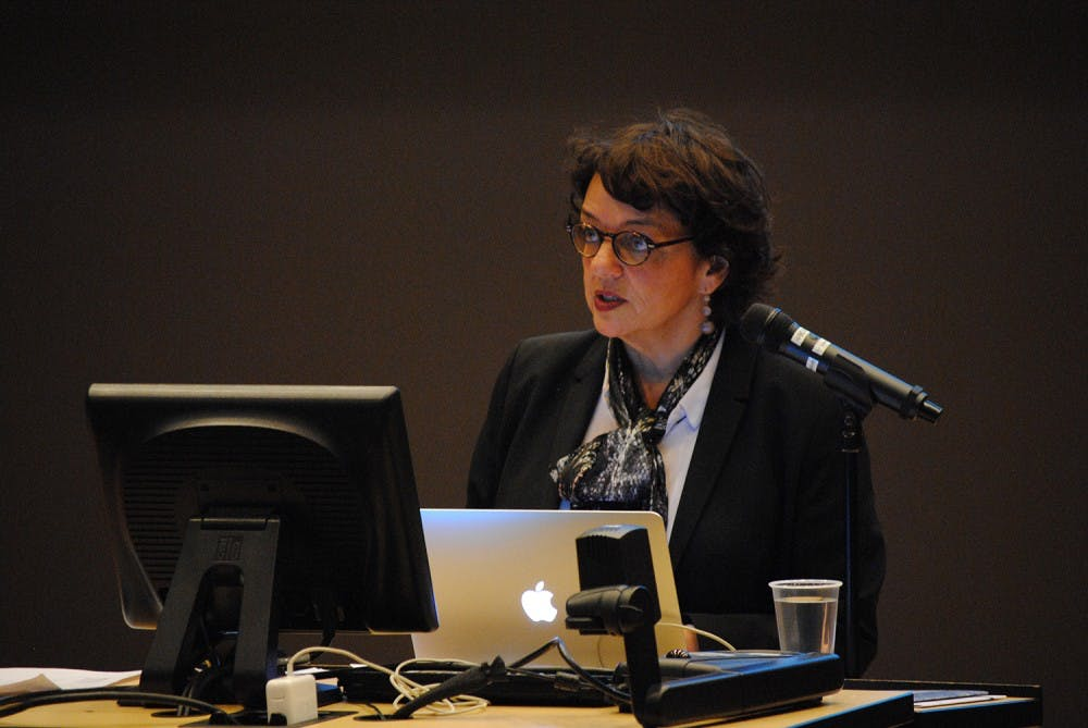Human rights combines with public health in lecture