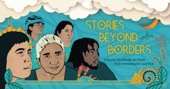Stories Beyond Borders is an organizing initiative that uses documentary films to show a more complete picture of the attacks on immigrant families and communities. Photo courtesy of Rommy Sobrado-Torrico.