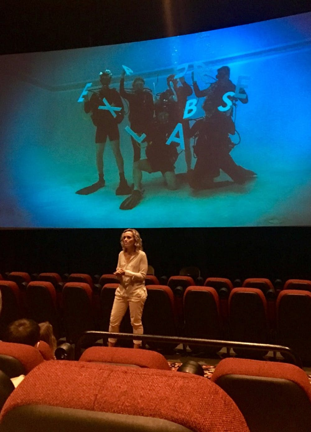 Nature Conservancy encourages community involvement with 'Chasing Coral' screening