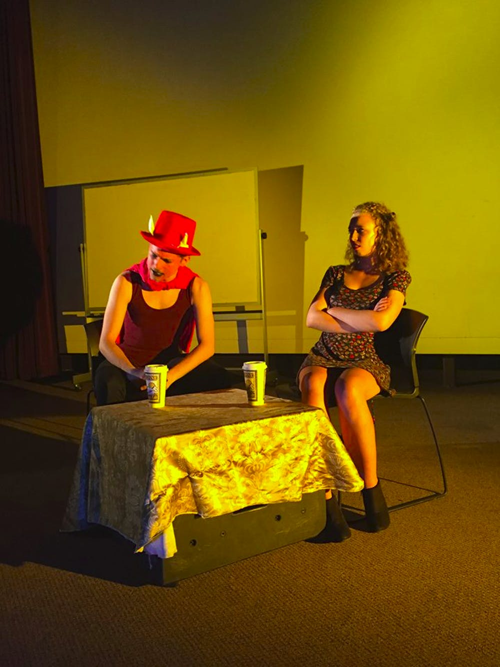 LAB! Theatre puts on a 24-hour festival
