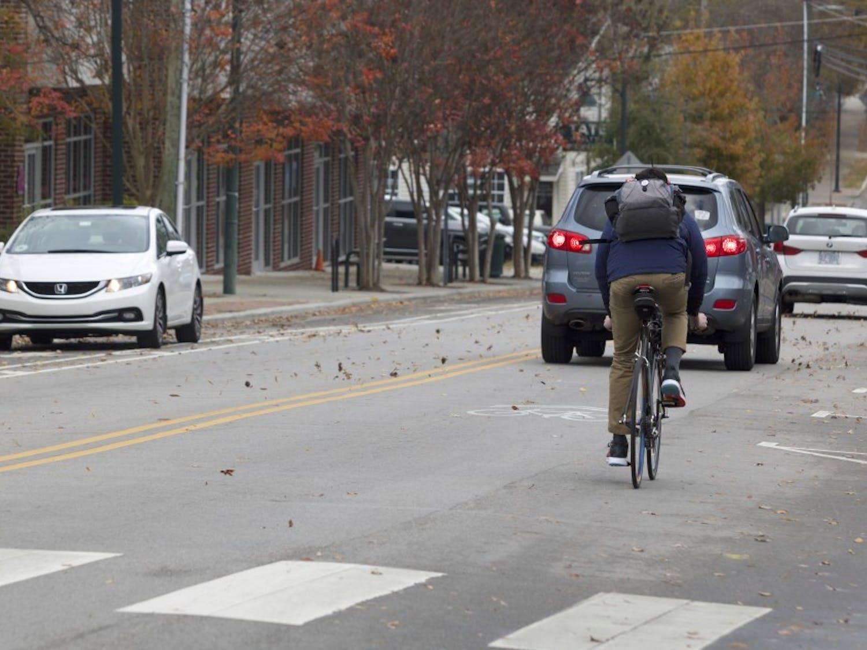File: Rosemary Street in Chapel Hill