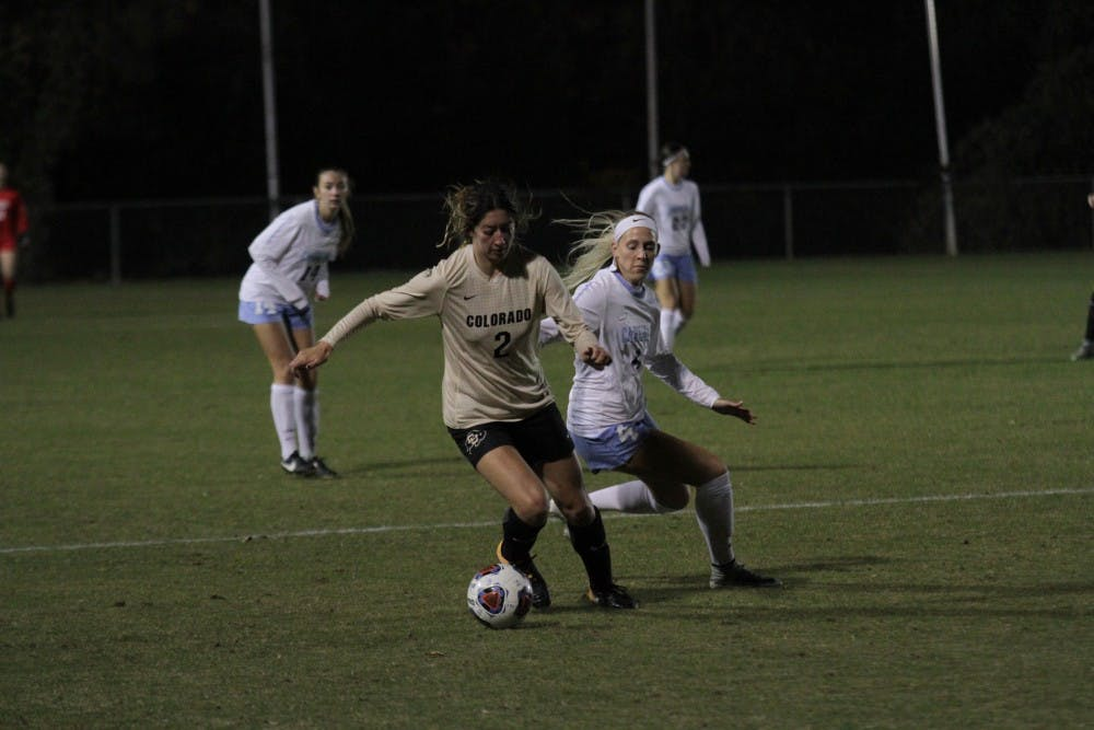 Season ends in NCAA Sweet 16 for UNC women's soccer