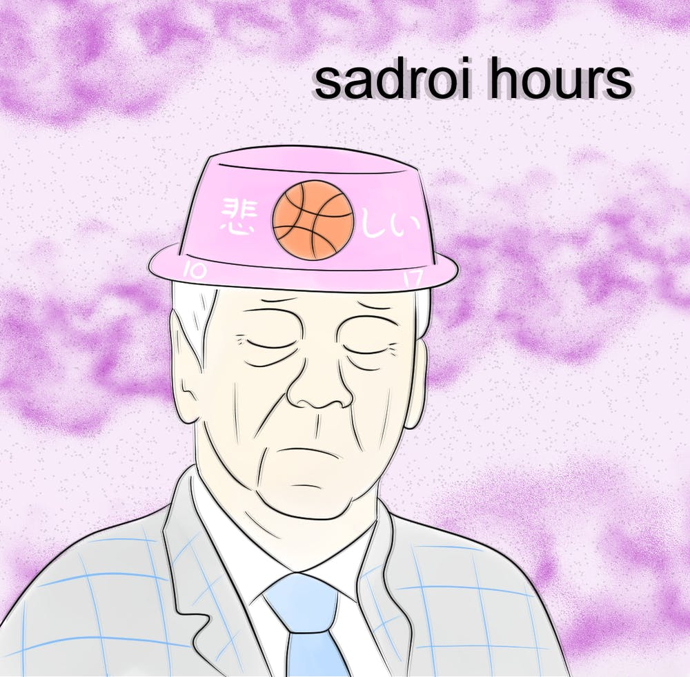 Cartoon: Sad Roi hours