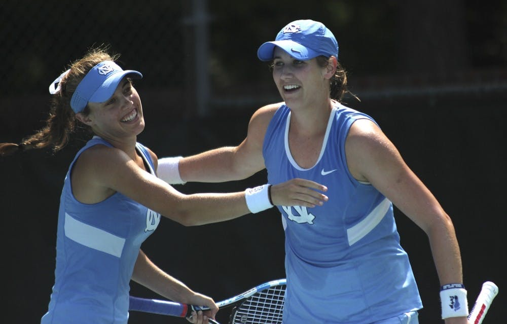 Life after Hayley Carter: UNC women's tennis enters season with potential
