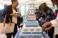 UNC Stores held a reception to celebrate their grand reopening on Tuesday afternoon.