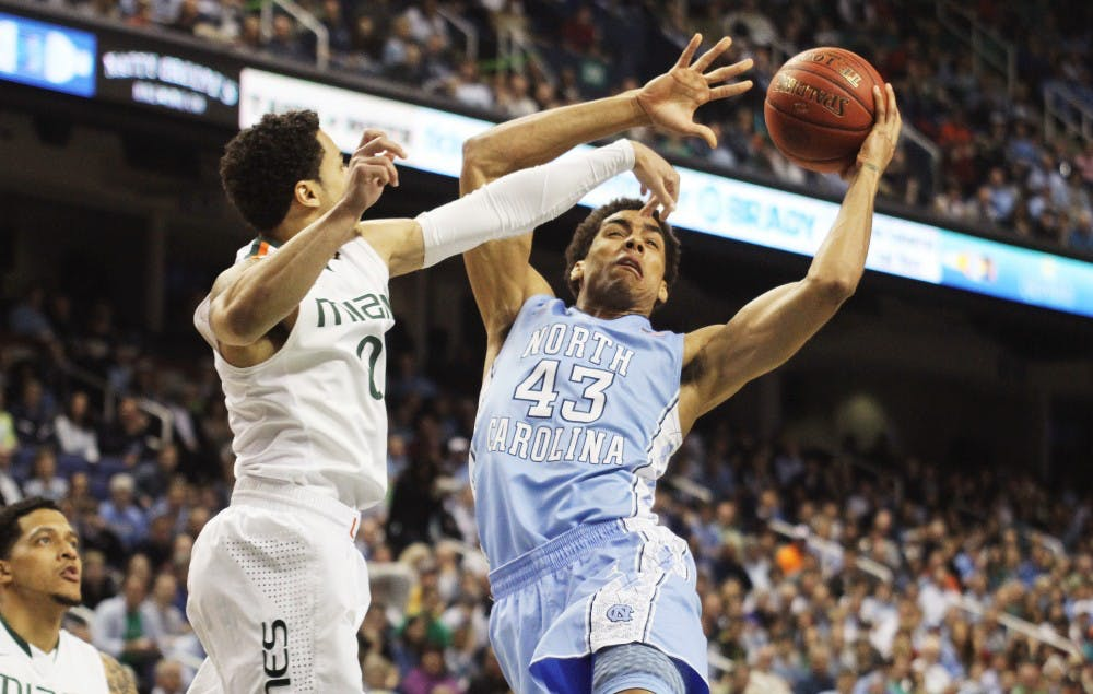 UNC falls to Miami for the third time this season
