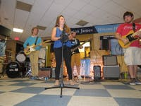 Carolina Jams is now offering lessons on guitar, piano, bass guitar and ukulele. Photo courtesy of Zac Gonzalez.