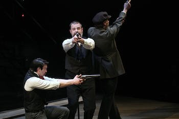 "PlayMakers Repertory Company's production of ""Assassins"" features presidential assassins and explores their plots and motives."