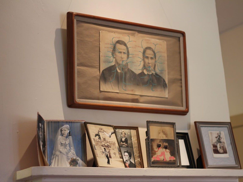 Årt Gallery in Horace Williams House.