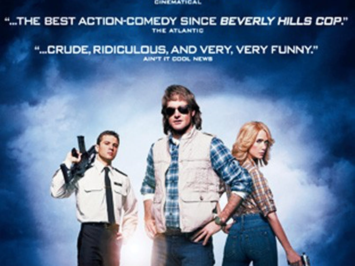 """""""MacGruber"""" has been made into a full-length movie. Courtesy of Universal Studios."""