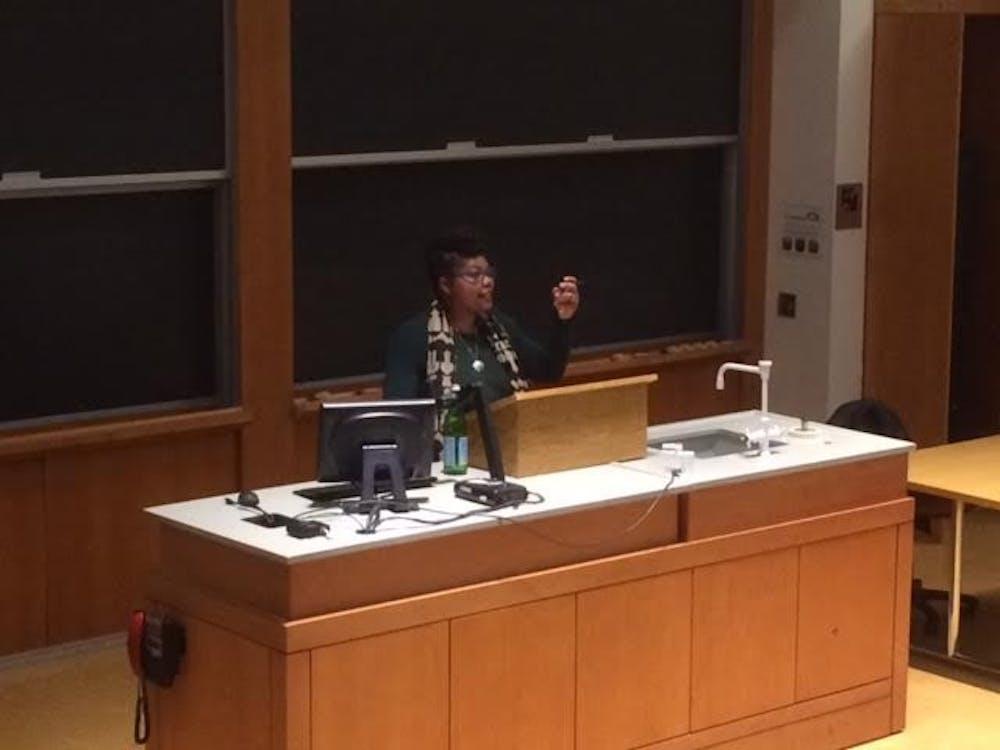 Duke professor talks Civil Rights Movement, disproportionate violence for African-Americans