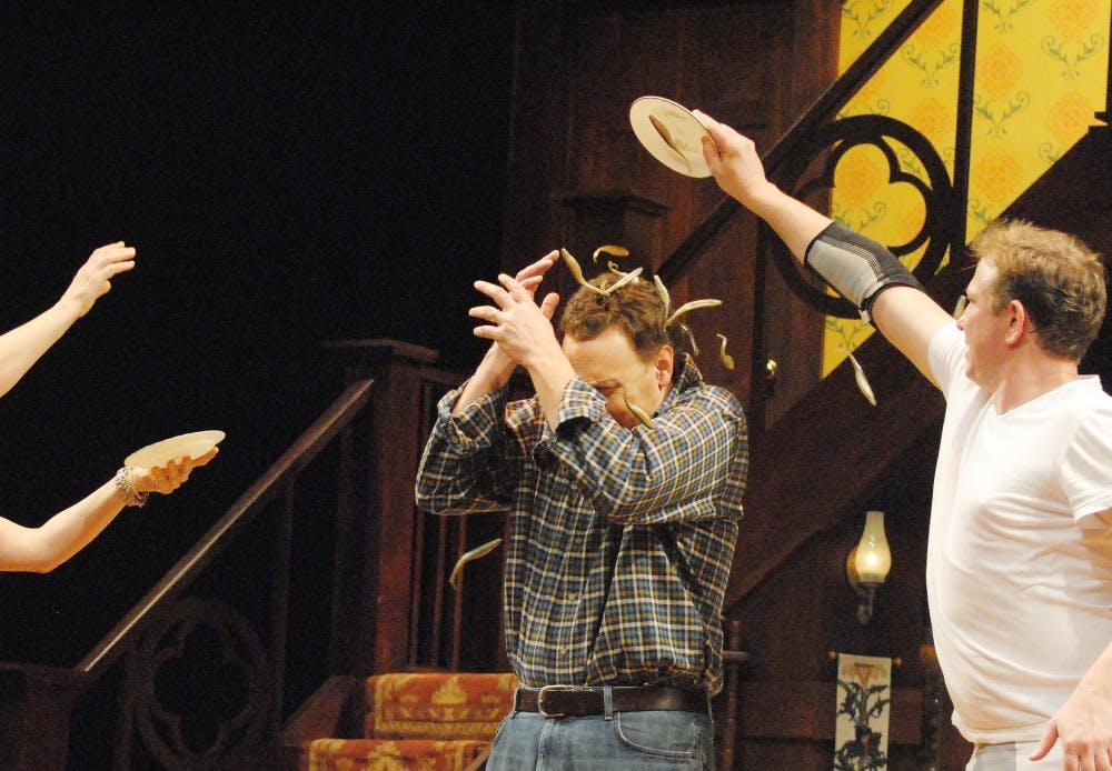 PlayMakers Repertory Company provides a 'theater utopia,' say 'Noises Off' cast members