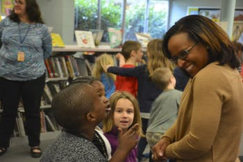 Dr. Pamela Baldwin is the new superintendent of the Chapel Hill-Carrboro City Schools. Photo Courtesy of Jeffrey Nash.