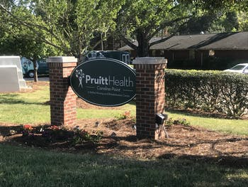 PruittHealth - Carolina Point is one of the long-term care facilities in Orange County that has been affected by COVID-19. It has seen 60 cases of COVID-19.