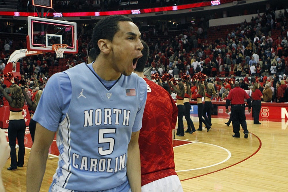 Marcus Paige scores 35 points in overtime stunner against N.C. State