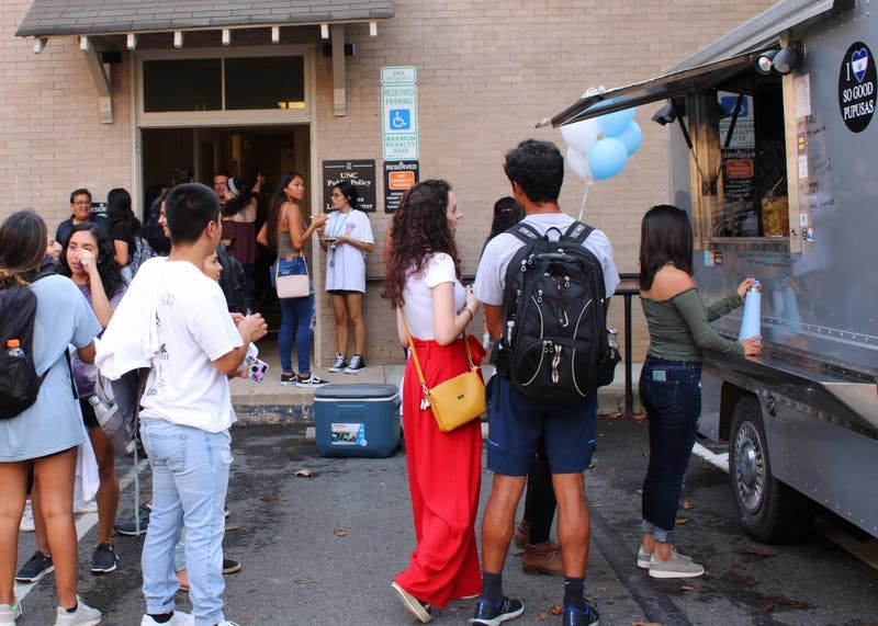 The Carolina Latinx Center will open this school year, after years of student campaigning. Photo courtesy of Gabriela Silva.