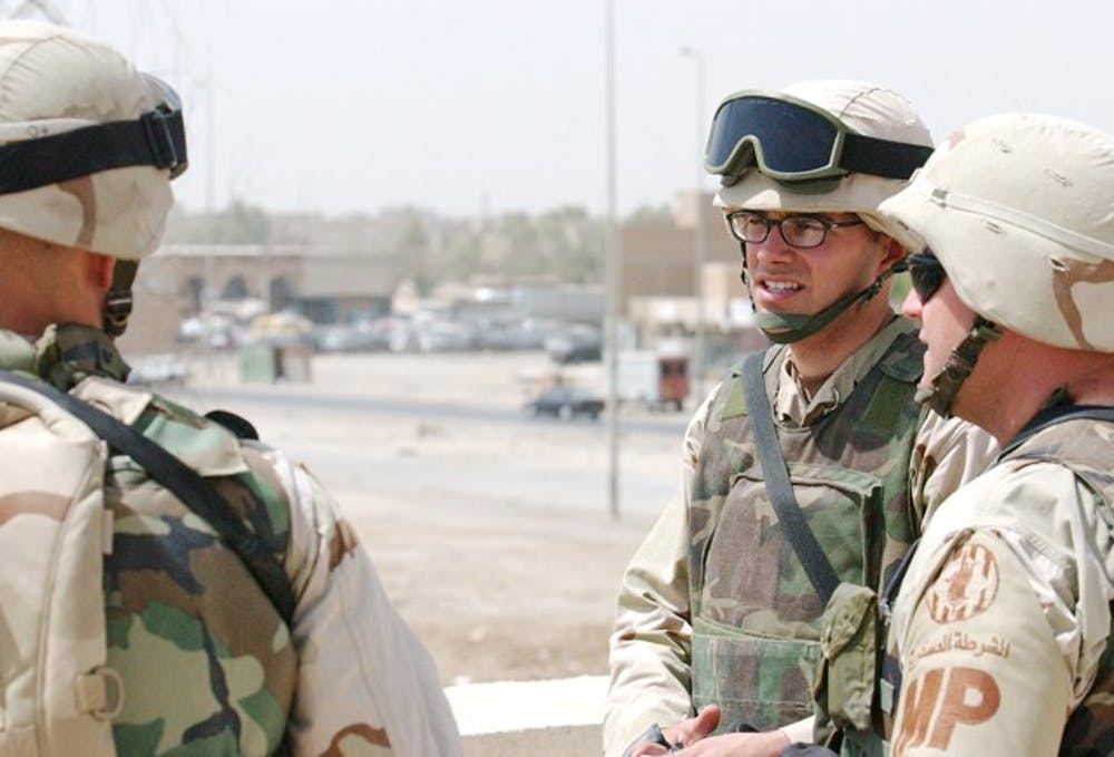 Former UNC graduate student joined U.S. Army after 9/11