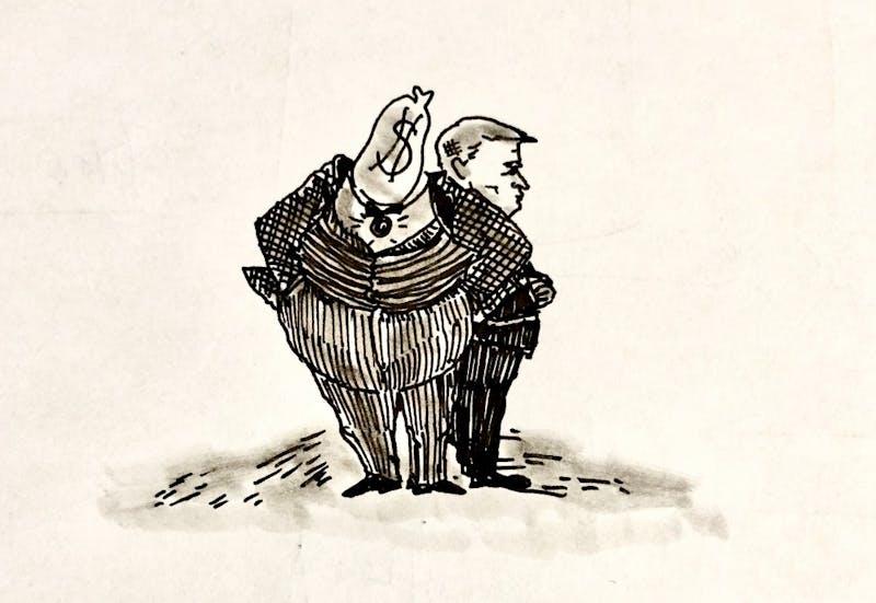gilded age cartoon