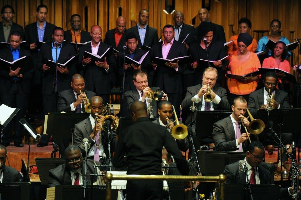 Wynton Marsalis jazz show celebrates Harlem church