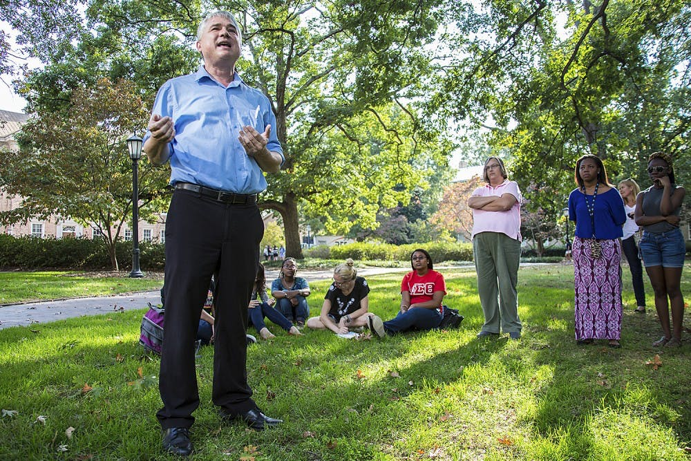 Black and Blue Tour focuses on UNC's racial history