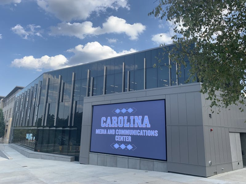 The Media and Communications Center opened at the start of the 2019-2020 academic year. Positioned directly beside the Smith Center, it will aim to foster new opportunities for media members including students, students athletes, and members of the athletics department.