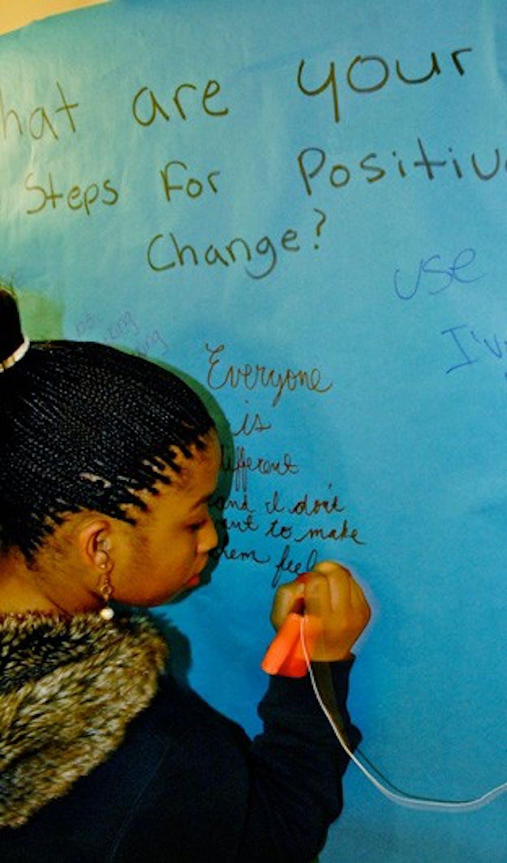 RHA hosts Tunnel of Oppression, teaches understanding