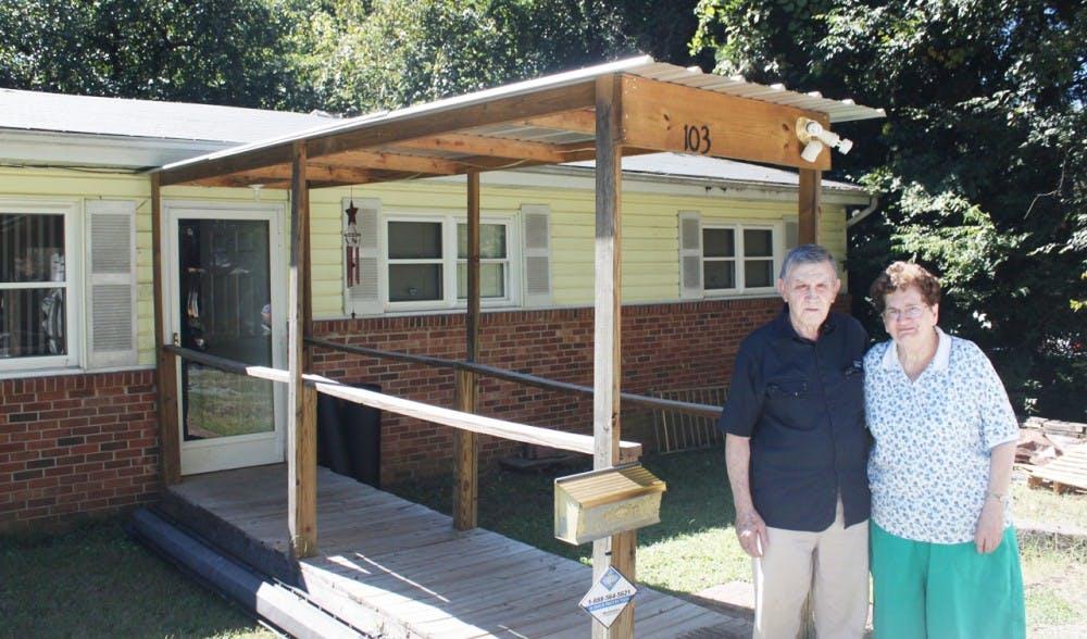 Carrboro resident to receive home repair through Fix-A-Home