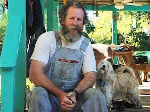 John Soehner owns Eco Farm on Butler Road in Chapel Hill.
