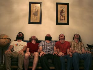 UNC alumni bandSupreme Fiction will release their new EP Quivering Things at the Pinhook tonight.