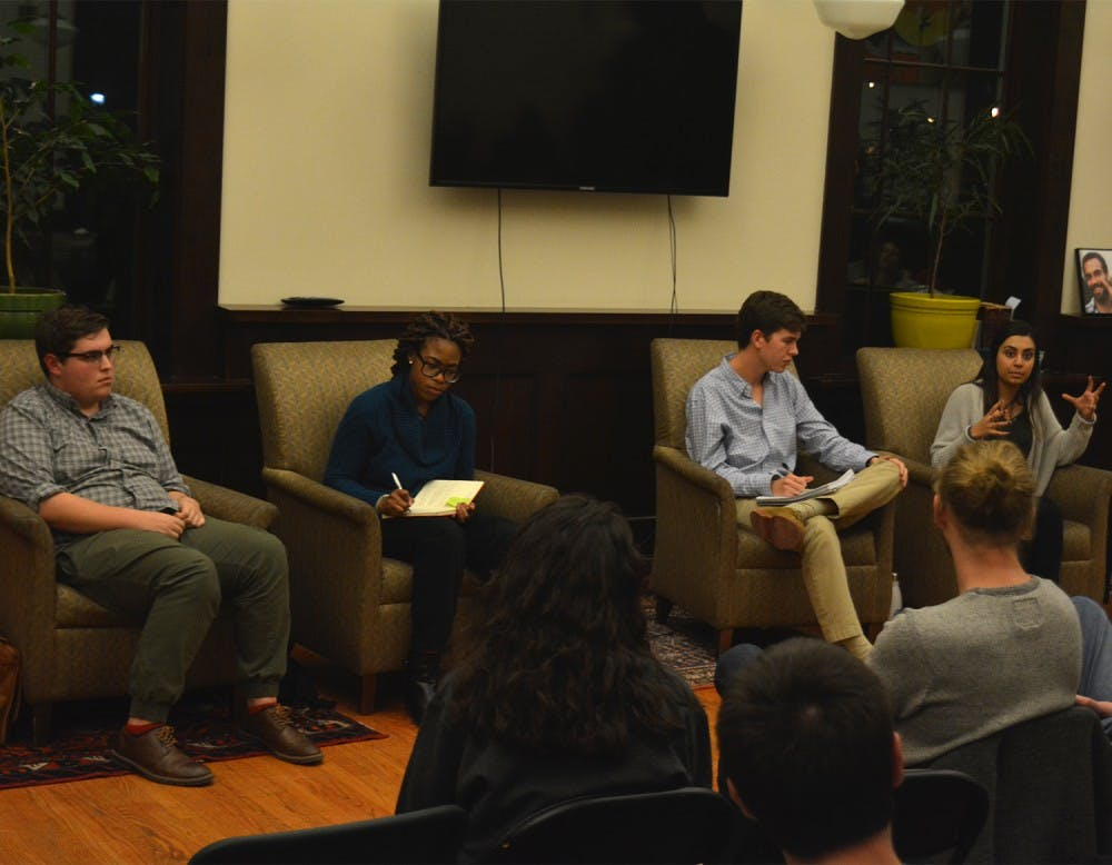Campus Y co-president candidates discuss their goals, social justice
