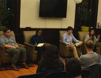 Campus Y Co-President Forum 6-7 on Wednesday night