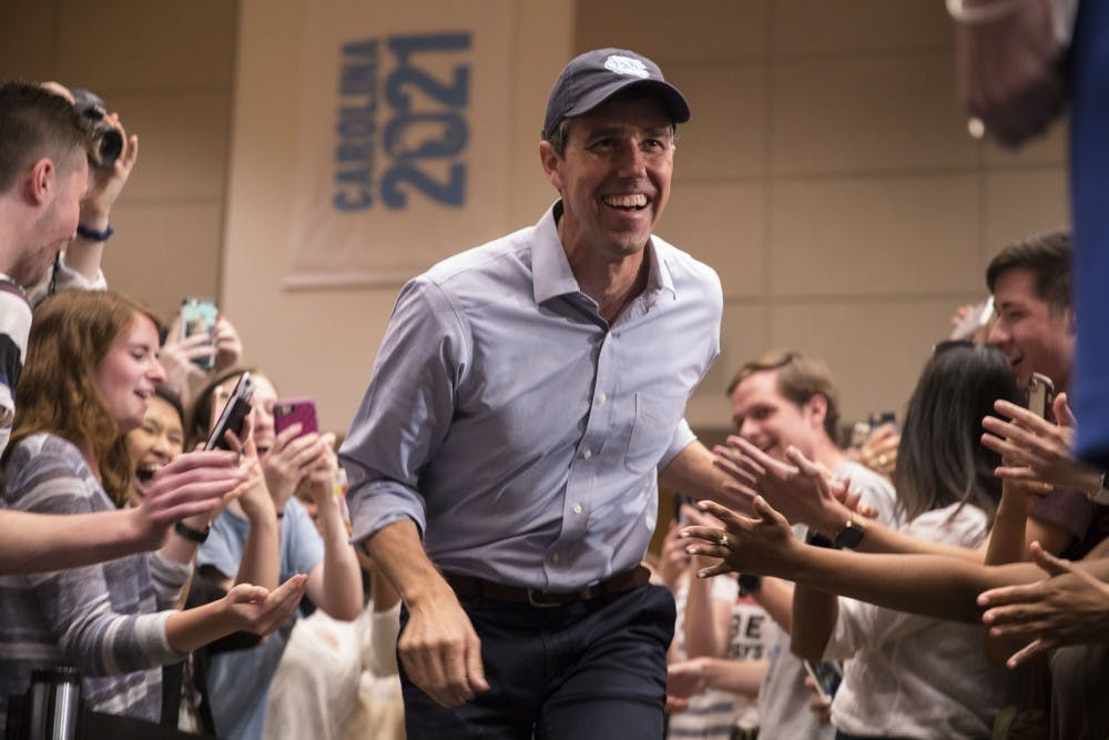 How'd Beto O'Rourke's meet-and-greet go?