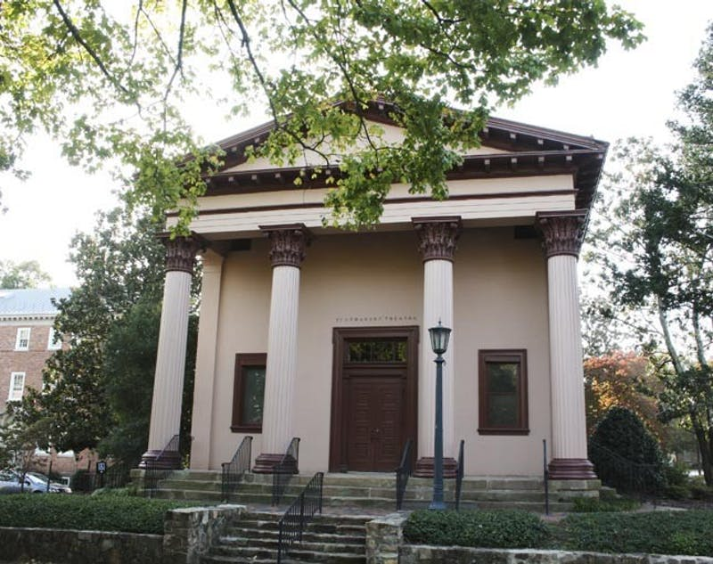 The Historic Playmakers Theatre is hosting several upcoming performances by campus groups such as Pauper Players, CUAB and EROT.