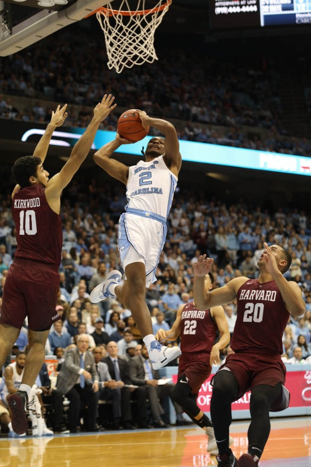 No. 15 UNC men's basketball starts off conference play with 85-60 win at Pittsburgh