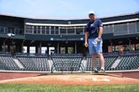 During his 13 years as coach at North Carolina, Mike Fox has rejuvenated the baseball program and helped plan the $25 million renovation of Boshamer Stadium.