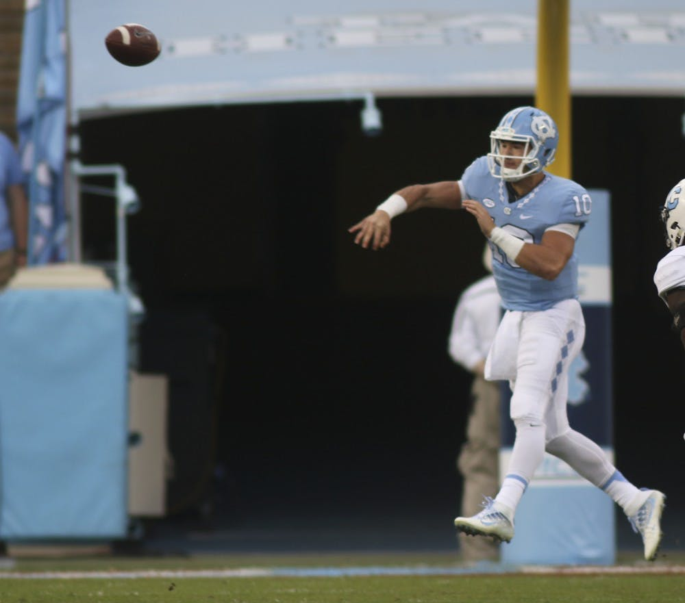 UNC quarterback Mitch Trubisky declares for 2017 NFL Draft