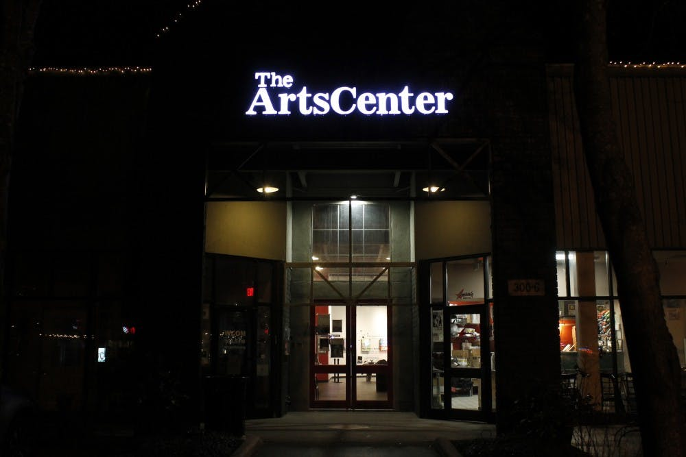 The ArtsCenter, a venue for various performance events and visual art exhibits in Carrboro, pictured on Jan. 17, 2019.