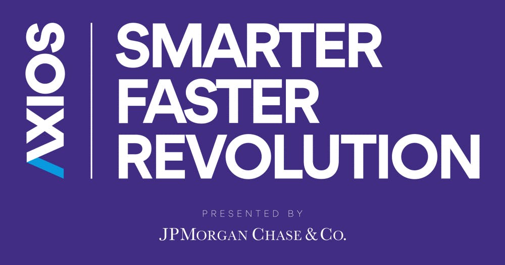 Axios x The Daily Tar Heel: Smarter Faster Revolution