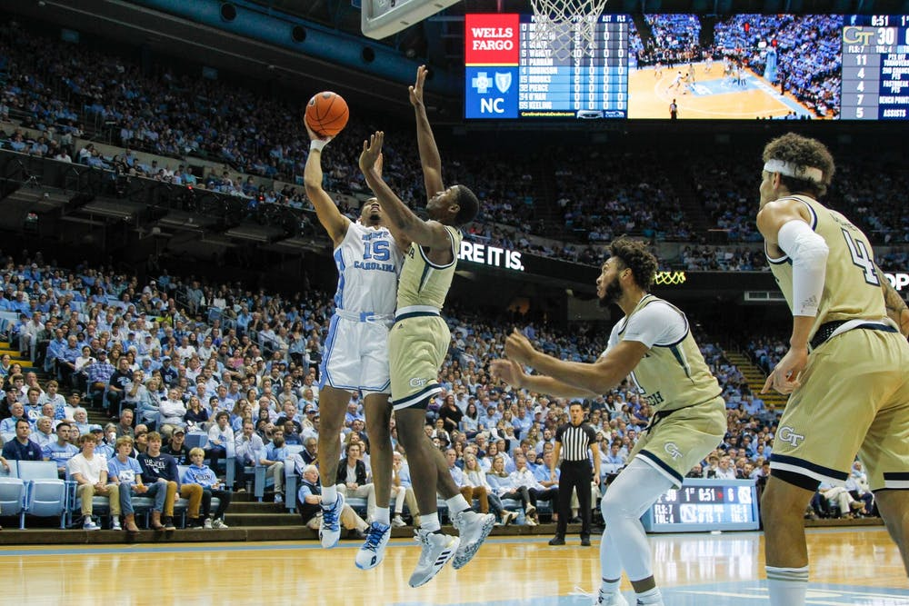After loss to Georgia Tech, the clock is ticking on UNC basketball's season