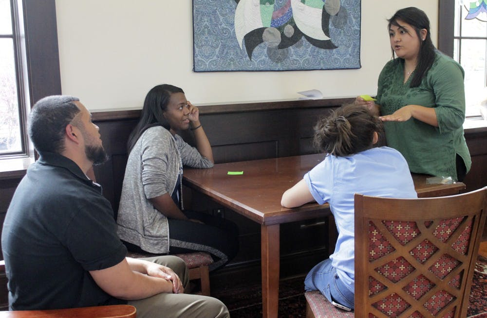 """""""One State One Rate"""" event takes participants inside the lives of undocumented students"""