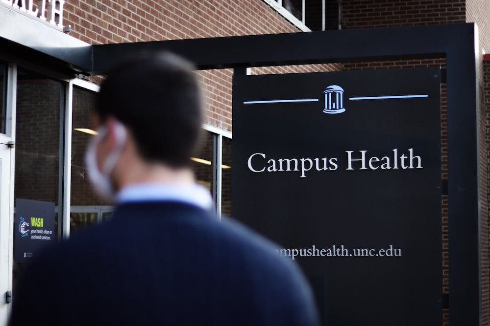 <p>DTH Photo Illustration. The UNC-Chapel Hill Board of Governors announced last month that they will add mental health and suicide prevention services to the campus security fees.</p>
