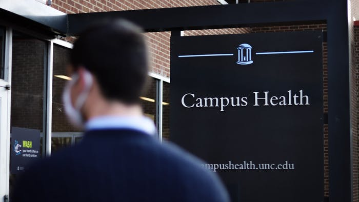 DTH Photo Illustration. The UNC-Chapel Hill Board of Governors announced last month that they will add mental health and suicide prevention services to the campus security fees.