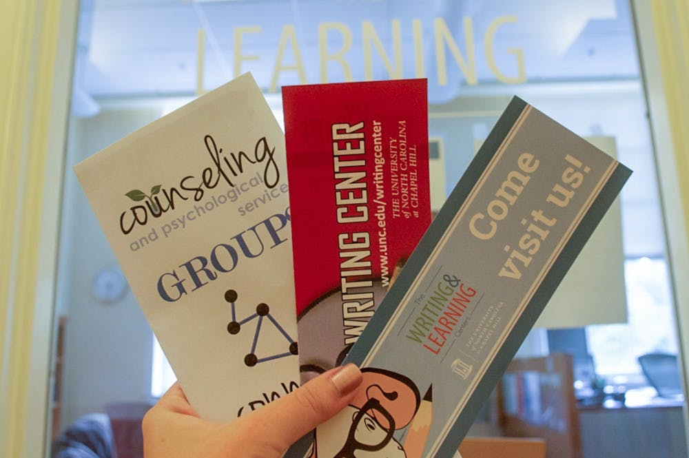 Here's how UNC's Writing and Learning Centers are helping students remotely