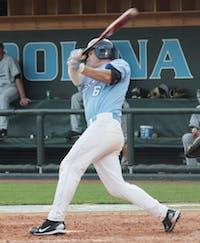 Baseball v. Coastal Carolina, won 8-3, Thursday 19, 2011