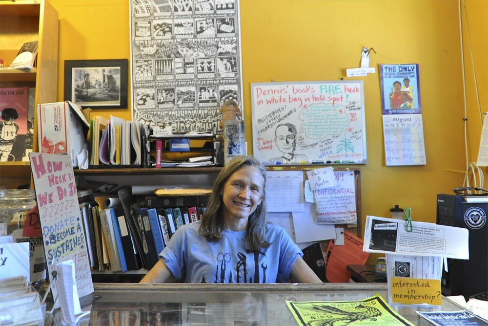Internationalist Bookstore turns new page in Carrboro