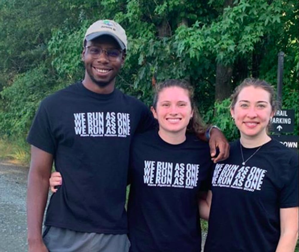 Virtual race raises over $4,000 in support of Marian Cheek Jackson Center