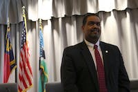 Chapel Hill Town Manager Maurice Jones hopes to maintain good communication between Chapel Hill, the university, and the surrounding towns. His primary focus is affordable housing and transportation. Jones was appointed as town manager on July 10, 2018 and began to work on Aug. 20, 2018.